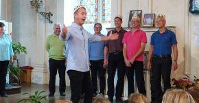 Concert à l'église de Saint-Léonard