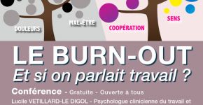 LE BURN-OUT… et si on en parlait ?