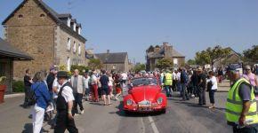 Epiniac a accueilli le 38ème Tour de Bretagne !