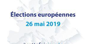 Elections européennes 2019 : inscriptions sur les listes électorales avant le 31 mars
