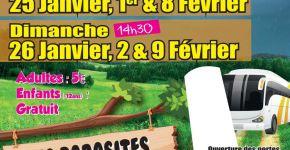 Théâtre à Epiniac : Les Fous du Coucou