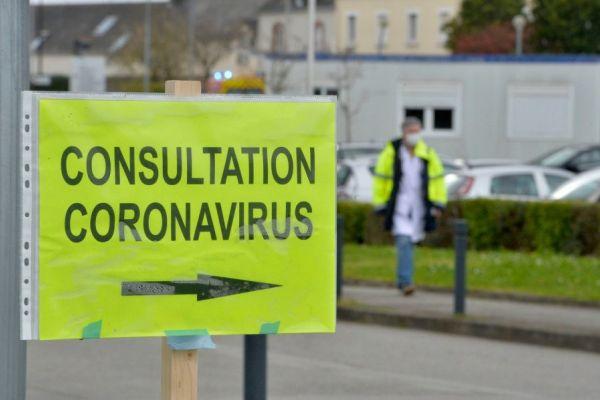 Création d'un centre de dépistage COVID-19 sur le Pays de Dol de Bretagne