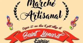 Marché artisanal Saint-Léonard