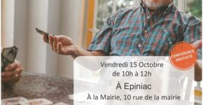 Conférence Les Ateliers Mémoire