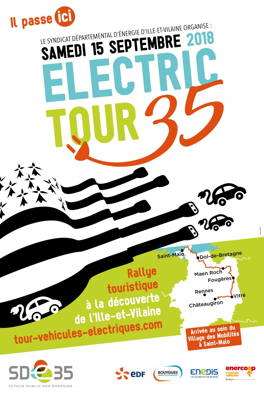 Electric Tour 35