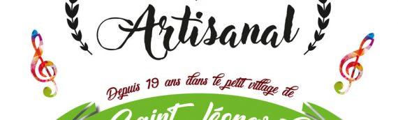 Le marché de Saint-Léonard débute le dimanche 28 mai 2017 !