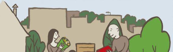 Samedi 8 février : Inauguration aire de compostage collectif