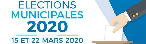 Elections municipales : inscriptions sur les listes avant le 7 février 2020