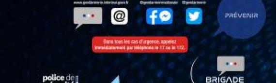 Ma gendarmerie en ligne : un nouveau lien sur le site